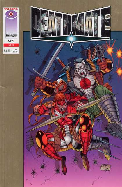 Rob Liefeld Covers 16