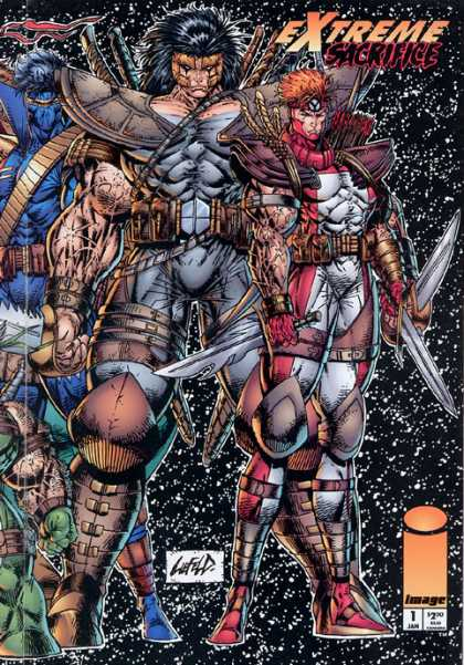 Rob Liefeld Covers 19