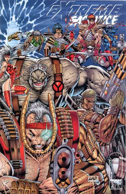 Rob Liefeld Covers 20