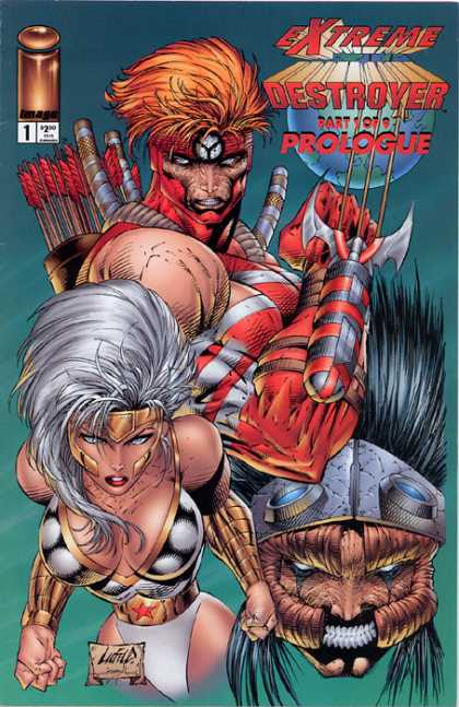 Rob Liefeld Covers 21