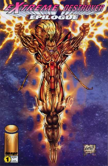 Rob Liefeld Covers 22