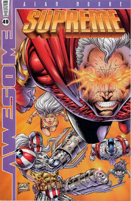 Rob Liefeld Covers 26