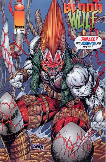 Rob Liefeld Covers 27