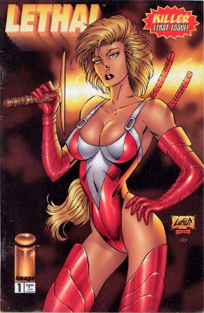 Rob Liefeld Covers 28