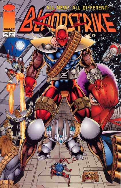 Rob Liefeld Covers 29