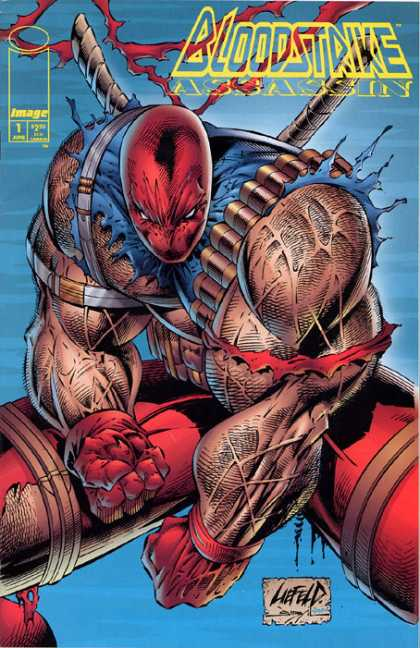 Rob Liefeld Covers 30