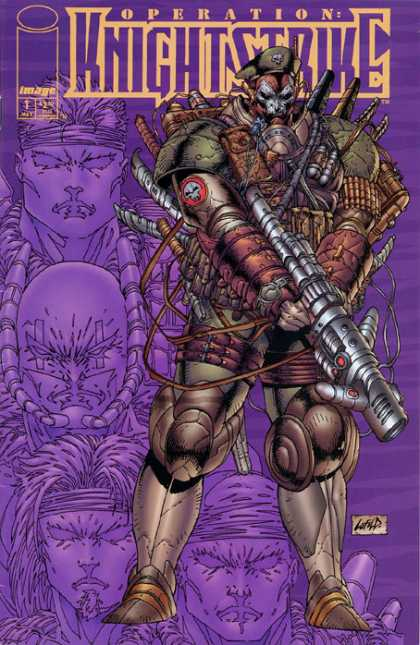 Rob Liefeld Covers 31