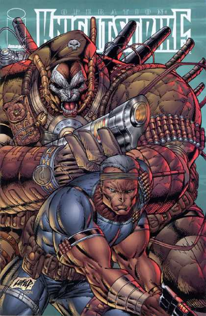 Rob Liefeld Covers 32
