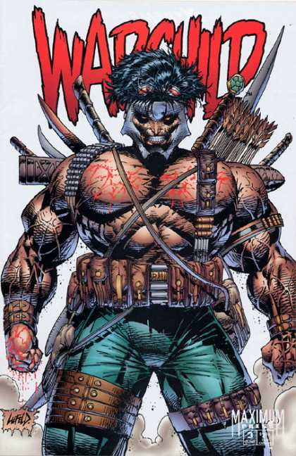 Rob Liefeld Covers 42