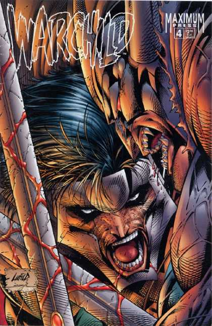 Rob Liefeld Covers 43