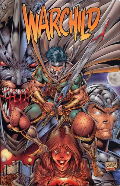 Rob Liefeld Covers 44