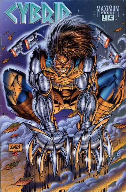 Rob Liefeld Covers 45