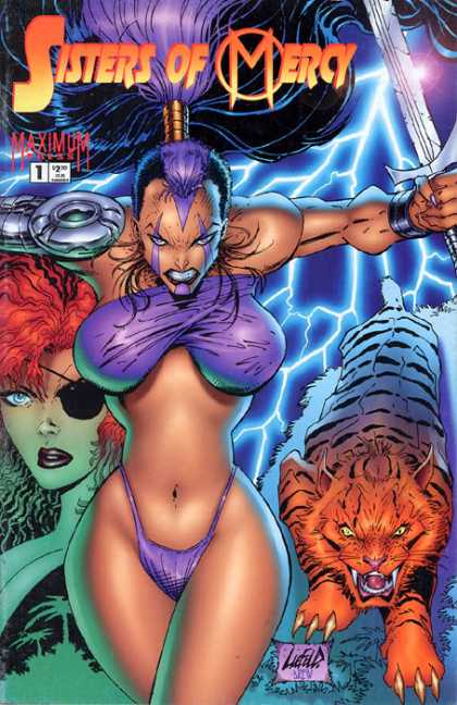 Rob Liefeld Covers 46