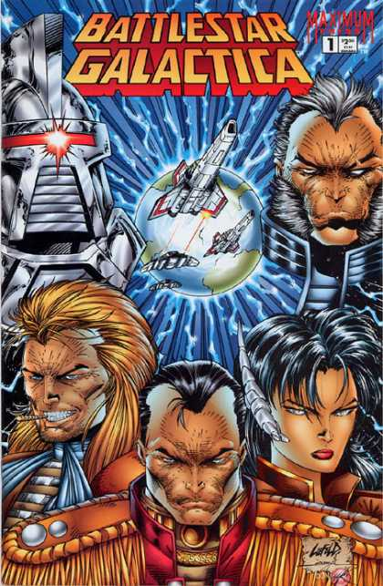 Rob Liefeld Covers 53