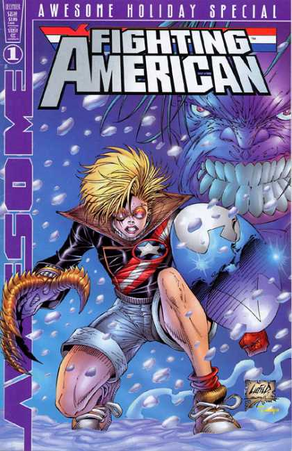 Rob Liefeld Covers 69