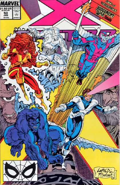 Rob Liefeld Covers 7