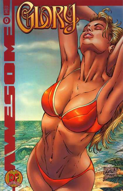 Rob Liefeld Covers 73