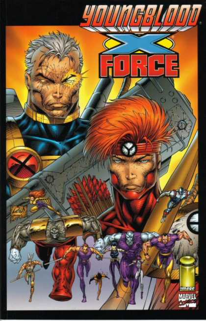 Rob Liefeld Covers 74