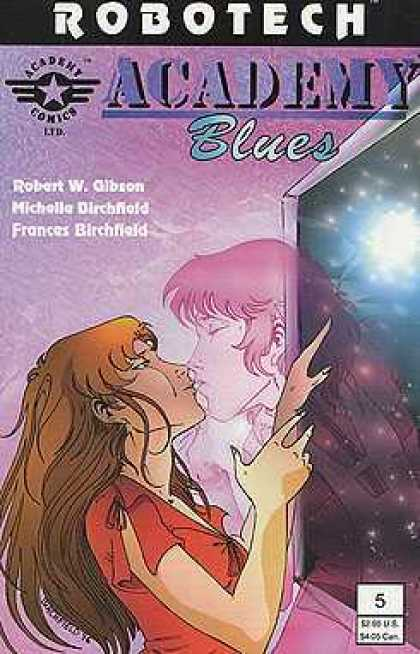 Robotech: Academy Blues 5