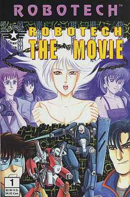 Robotech: The Movie 1
