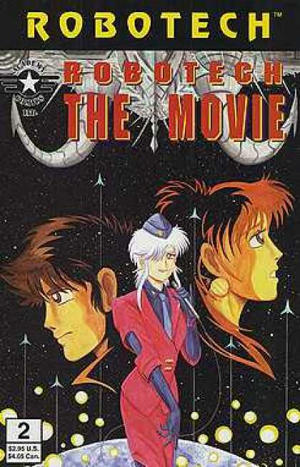 Robotech: The Movie 2