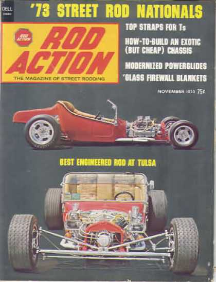 Rod Action - September 1973