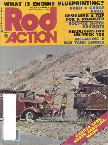 Rod Action - April 1977