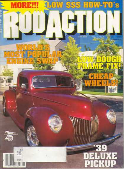 Rod Action - May 1988
