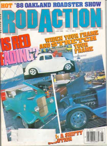 Rod Action - June 1988
