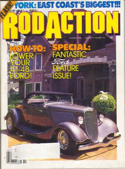 Rod Action - October 1988