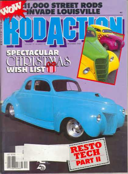 Rod Action - December 1988