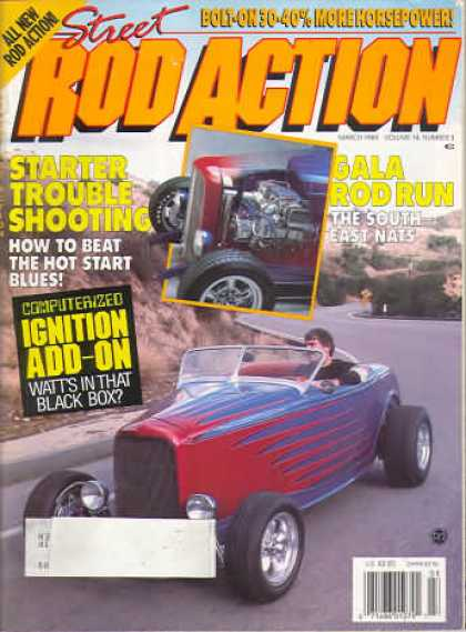 Rod Action - March 1989