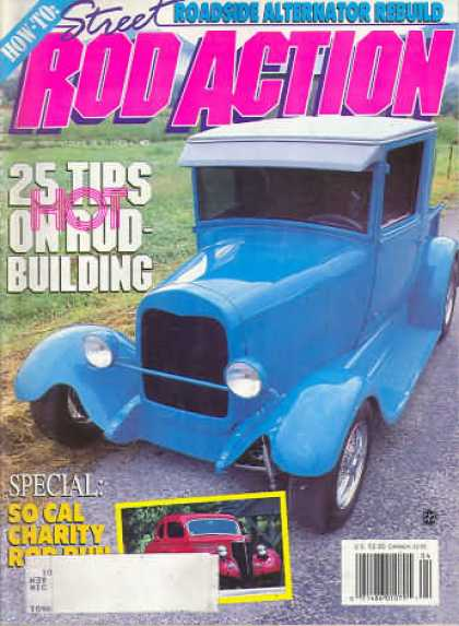 Rod Action - April 1989