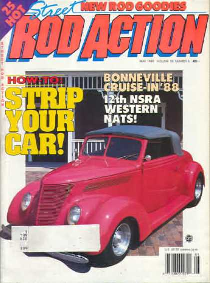 Rod Action - May 1989