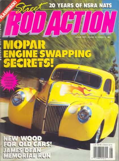 Rod Action - August 1989