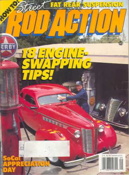 Rod Action - September 1989