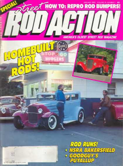 Rod Action - January 1990