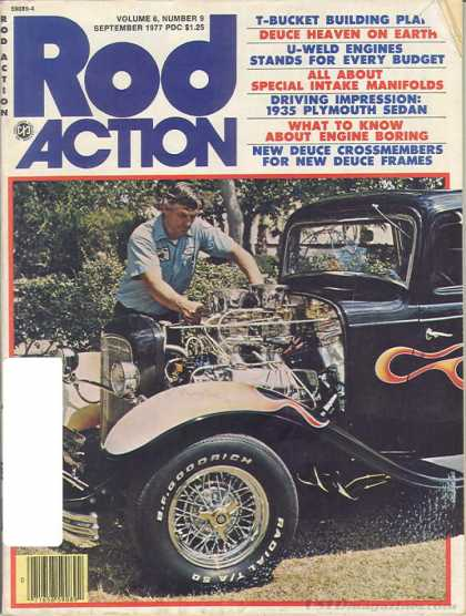 Rod Action - September 1977