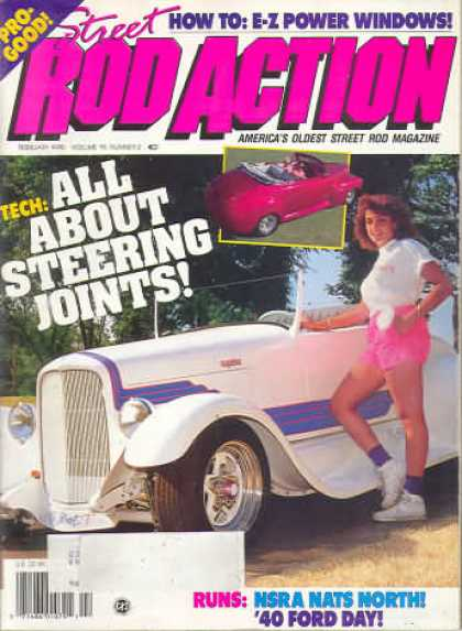 Rod Action - February 1990