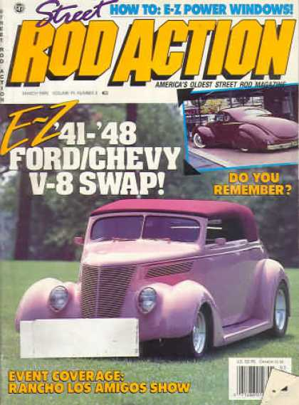 Rod Action - March 1990