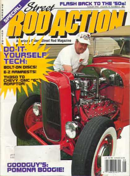 Rod Action - August 1990