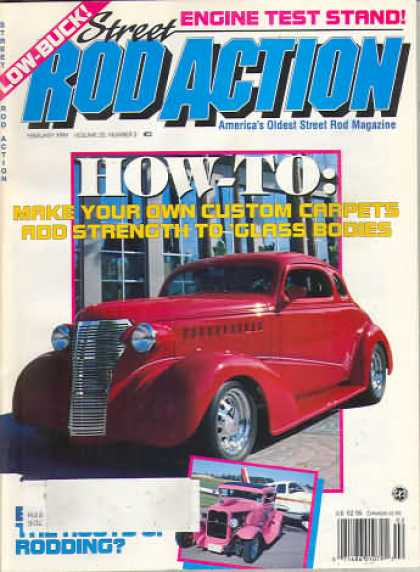 Rod Action - February 1991