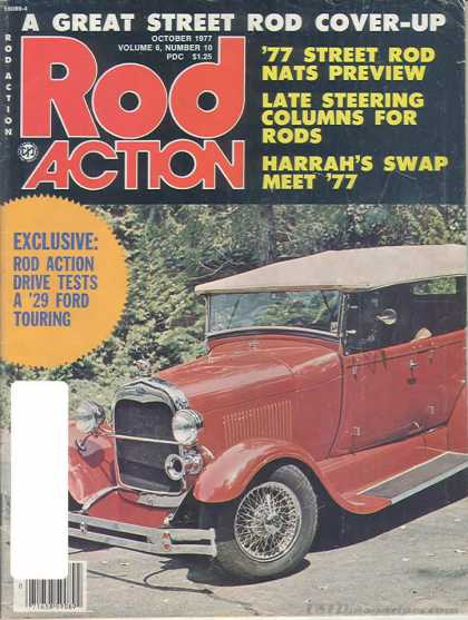 Rod Action - October 1977