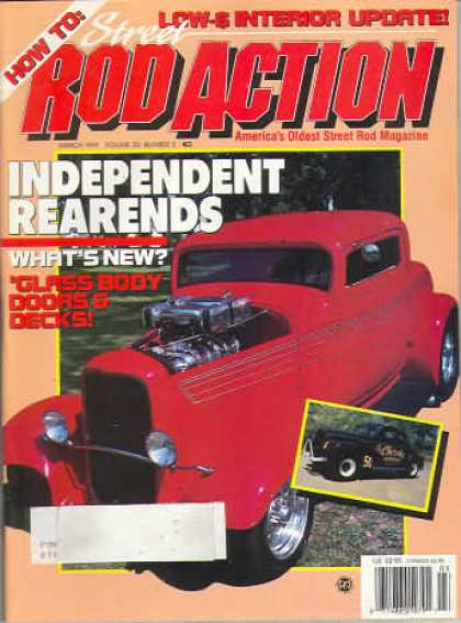 Rod Action - March 1991
