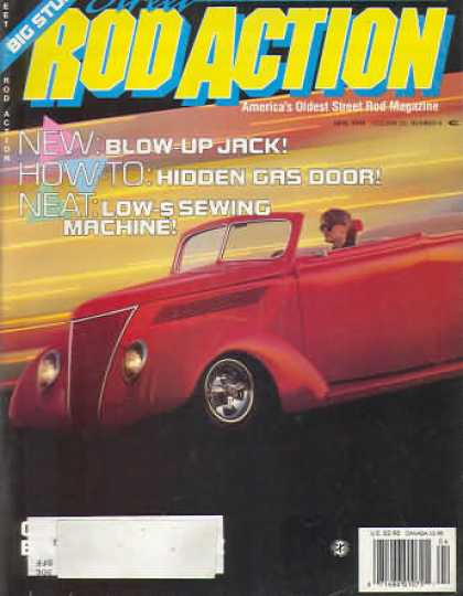 Rod Action - April 1991