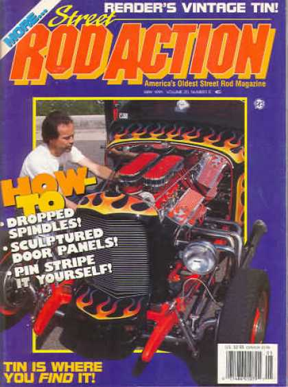 Rod Action - May 1991