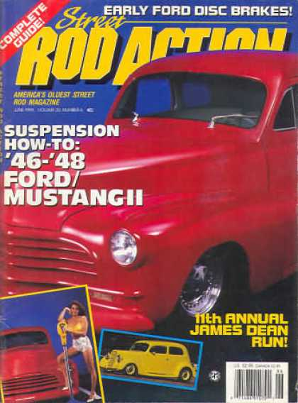 Rod Action - June 1991
