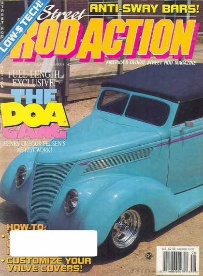 Rod Action - August 1991