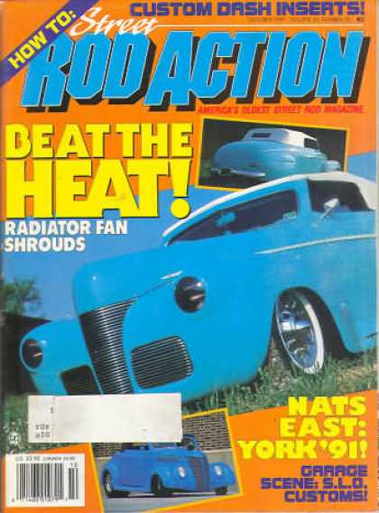 Rod Action - October 1991