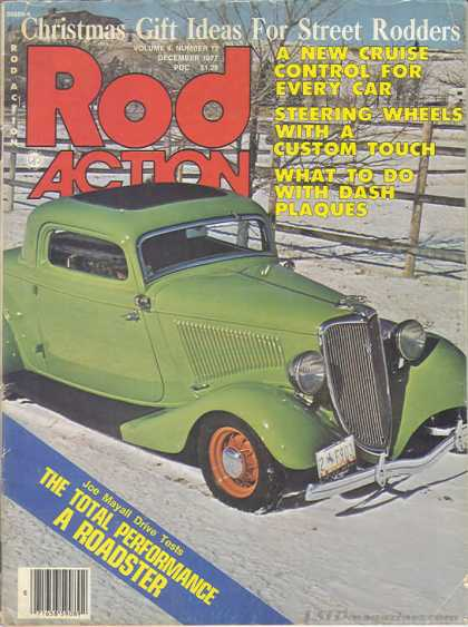 Rod Action - December 1977